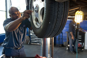 Brake Repair Technician AAMCO Raleigh